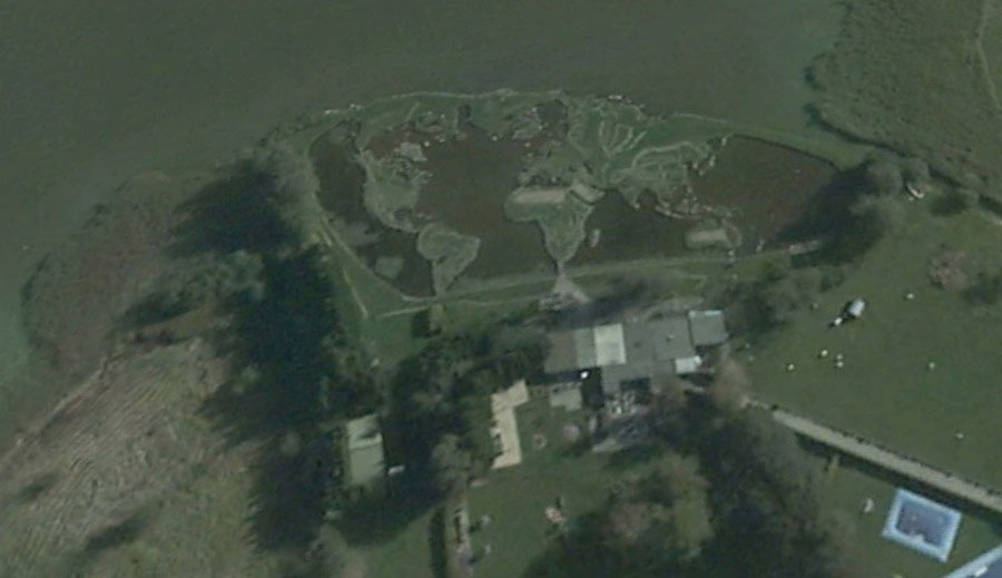 The most interesting objects that can be seen from space gis world map at lake klejtrup gumiabroncs Choice Image