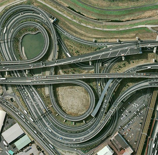 Транспортный узел Оямадзаки