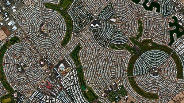 Sun city, AZ, USA