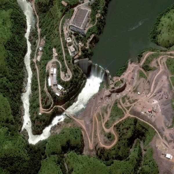 Река Кванза, Ангола