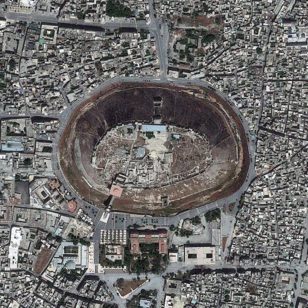 Алеппо, Сирия