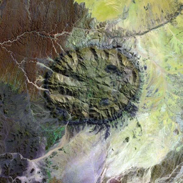 Горный массив Брандберг, Намибия