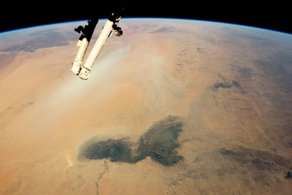 Озеро Чад и пустыня Сахара