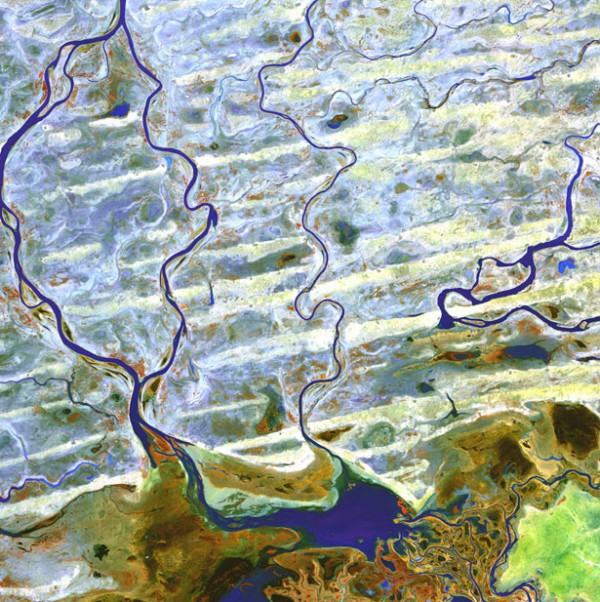Река Нигер, Африка