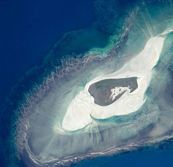 Остров Адель в Австралии