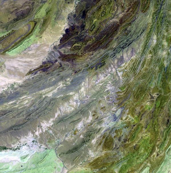 Сулеймановы горы, Пакистан
