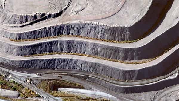 Железный рудник Кируна, Швеция
