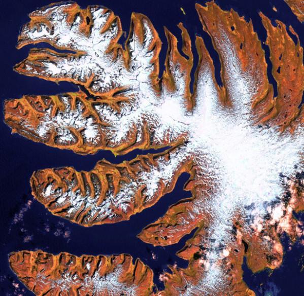 Западные фьорды, Исландия