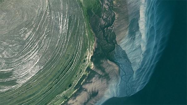 Озеро Атабаска, Канада