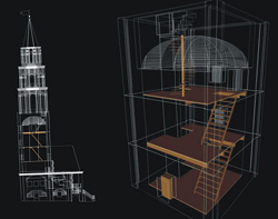 Разработка BIM-модели обекта